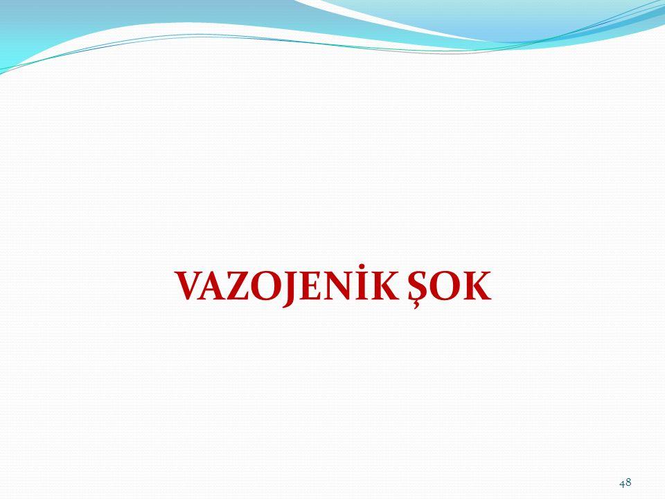 VAZOJENİK ŞOK 48