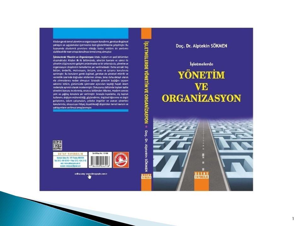 Yönetim Kuramlarının Gelişimi Yönetim Süreci Yaklaşımı