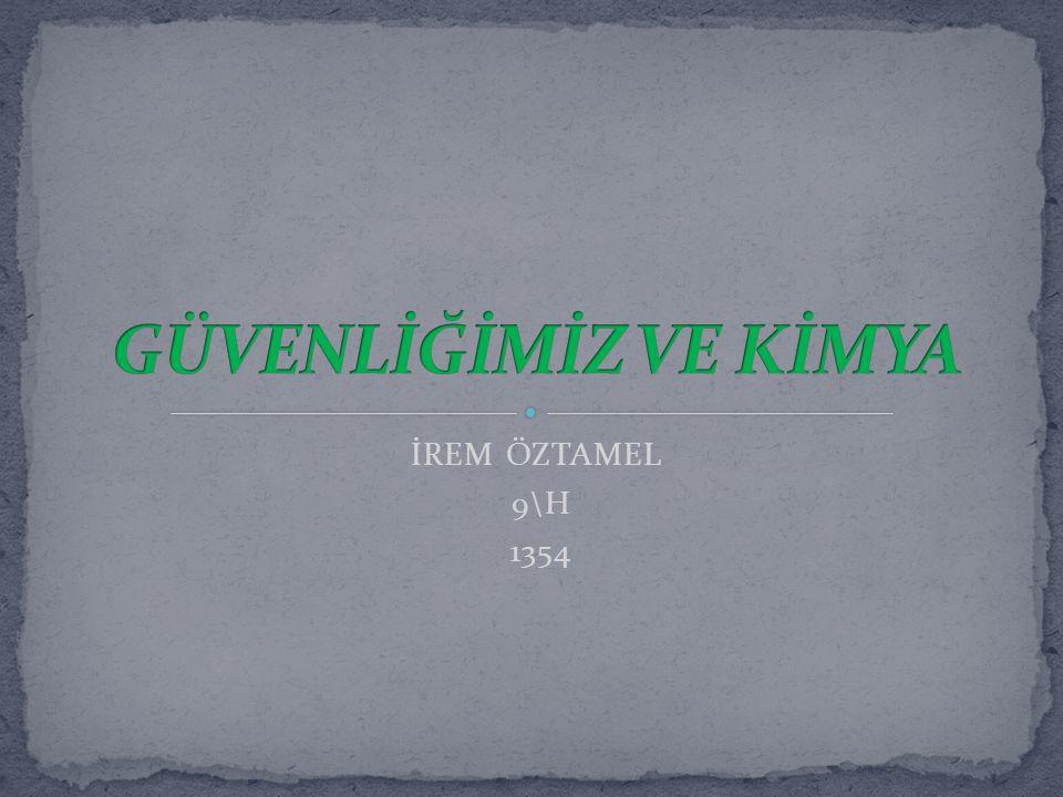 İREM ÖZTAMEL 9\H 1354