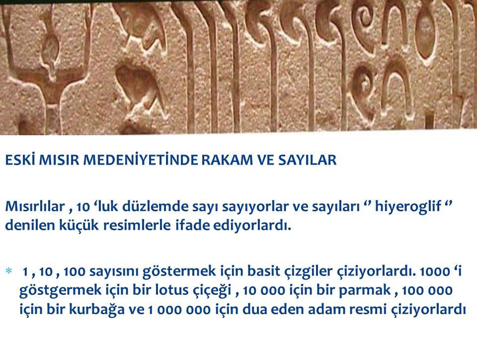  -Yaklaşık 6000 yıl önce,Babilli(ırak) çiftçiler alışverişlerini kaydetmek için kilden tabletler yapmaya başladılar.