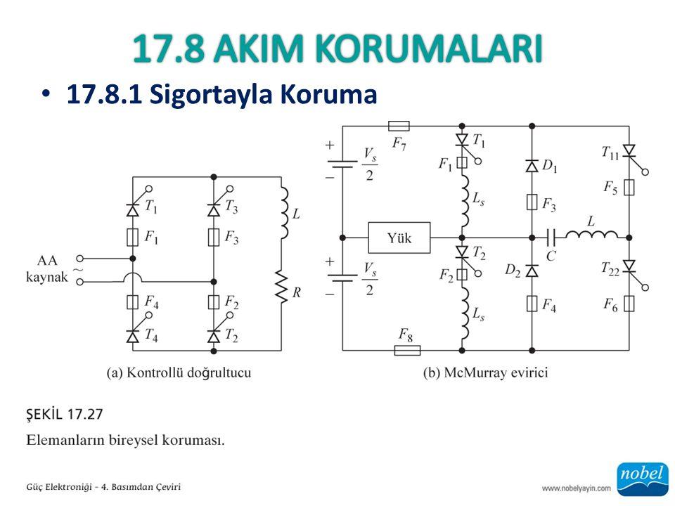 17.8.1 Sigortayla Koruma
