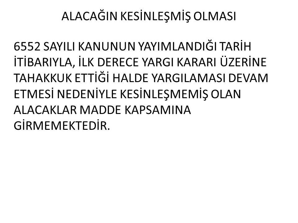 KAPSAMA GİREN İDARİ PARA CEZALARI KANUNUN 73.