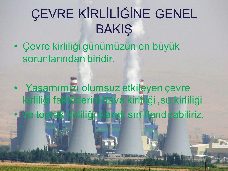TÜRKÇEK 1972 yılında Türkiye'nin ilk gönüllü çevre kuruluşu olarak İstanbul'da kurulan ve giderek yoğunlaşan çevre sorunları karşısında faaliyetlerde bulunan kuruluştur.