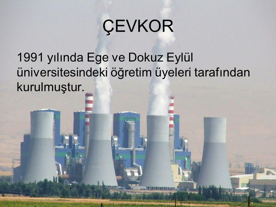 TÇV (Türkiye Çevre Vakfı) 1978 yılında kurulmuştur.Hepimizin daha temiz, daha düzenli, daha güzel bir çevrede yaşaması için çalışmalar yapan kuruluşla
