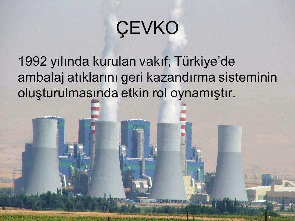 ÇEKÜD Çevre Gönüllüleri olarakta bilinen bilinen dernek, 1999 yılında İstanbul'da kurulmuştur.