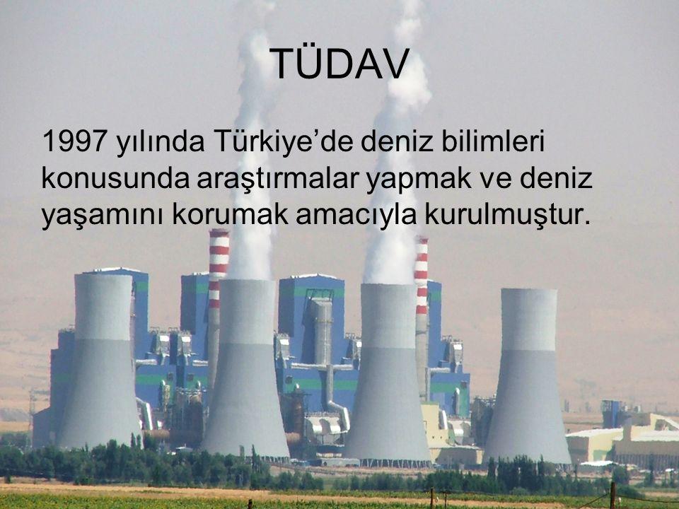 TURMEPA 1994 yılında kurulan dernek, deniz ve kıyılarımızın kirletilmemesini ve bu konuda ulusal ve uluslararası kanun ve anlaşmaların uygulanmasını s