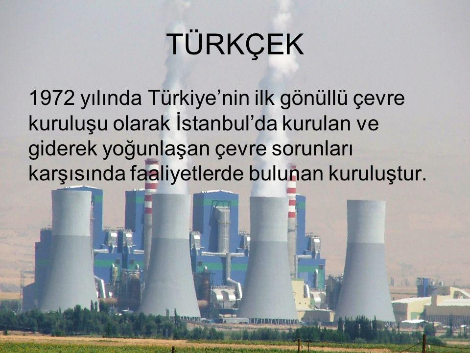 TÜRÇEV 1993 yılında Turizm Bakanlığı'nın girişimiyle Mavi Bayrak Programı'nın ülkemizde de başlatılabilmesi amacıyla kurulmuş olup, başta Antalya ve M
