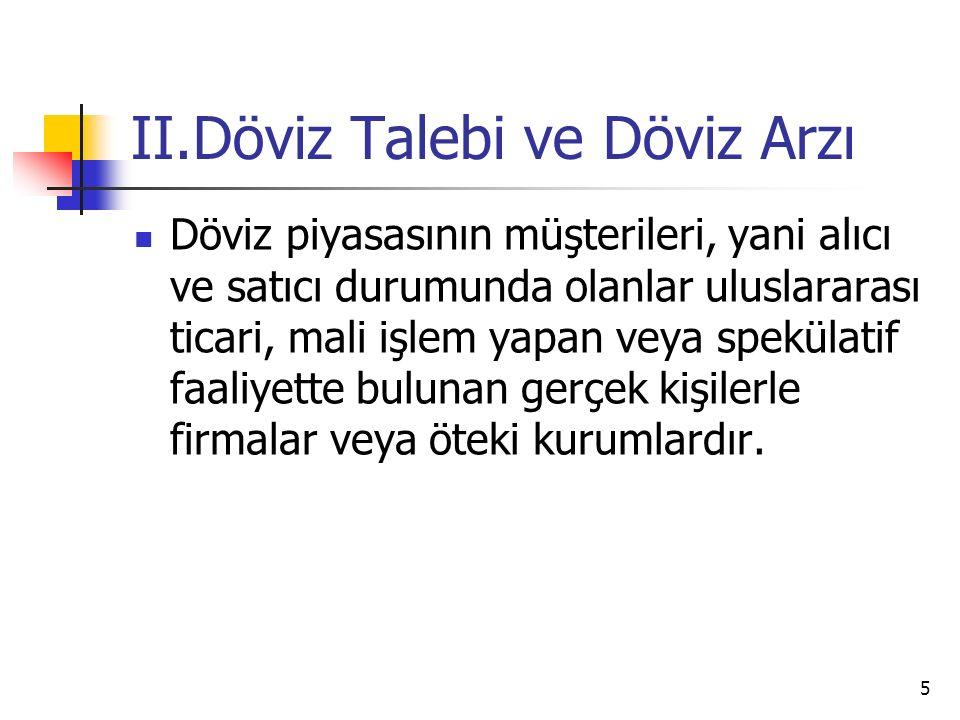 26 IV.DÖVİZ KURU 4.