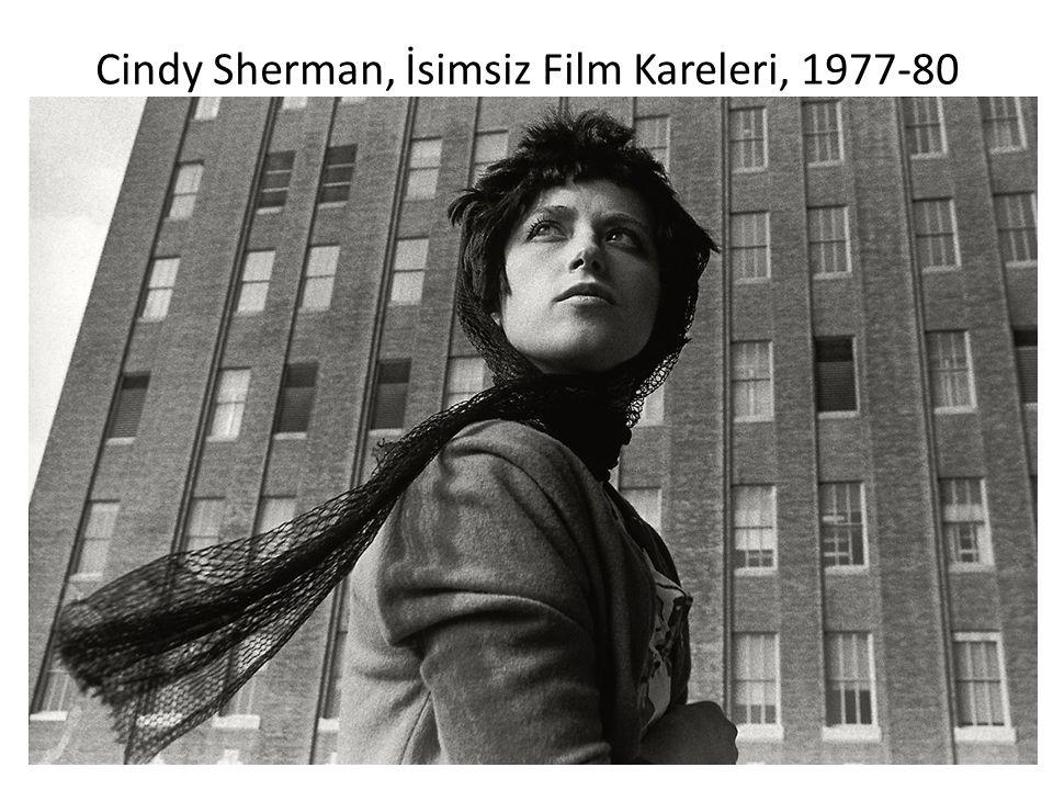 Cindy Sherman, İsimsiz Film Kareleri, 1977-80