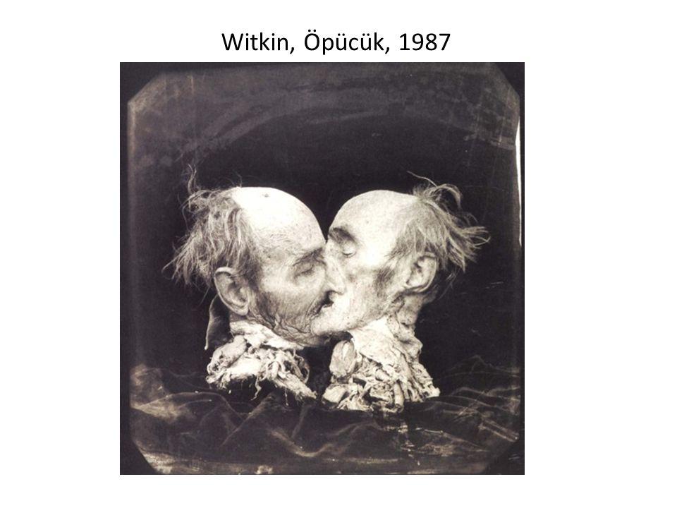 Witkin, Öpücük, 1987