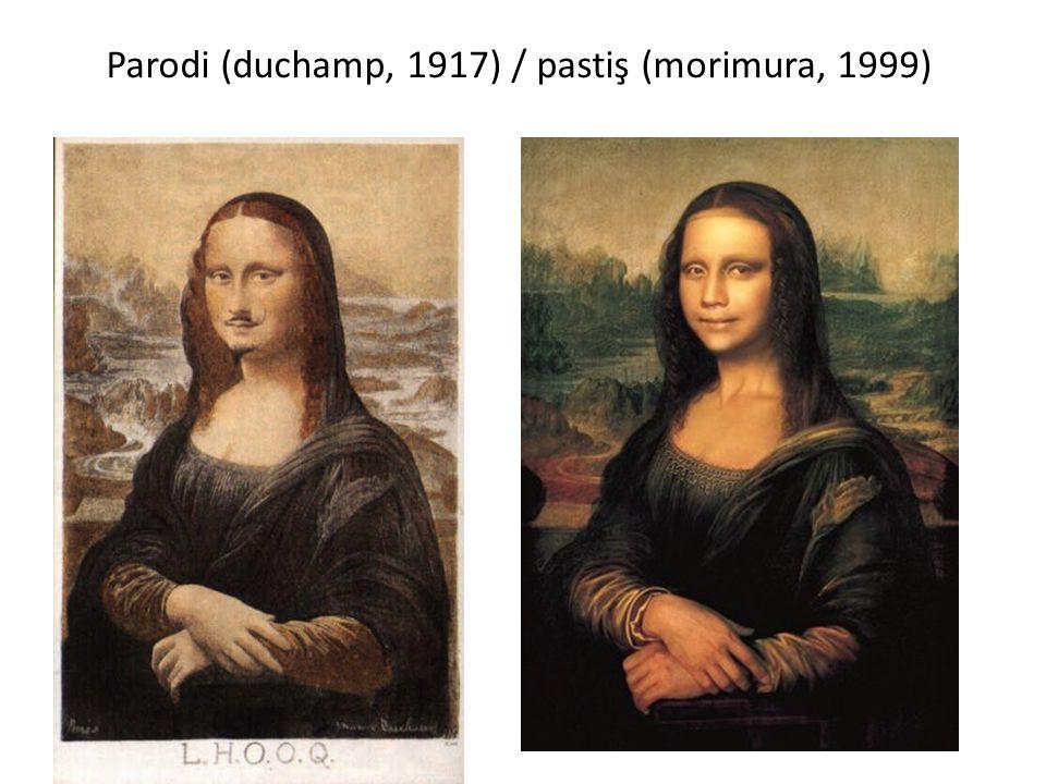 Modernizm, özneyi nesneden, kişiyi toplumdan, sanat ürünlerini sanatsal olmayan ürünlerden ayırmak gerektiğini öne sürmektedir.