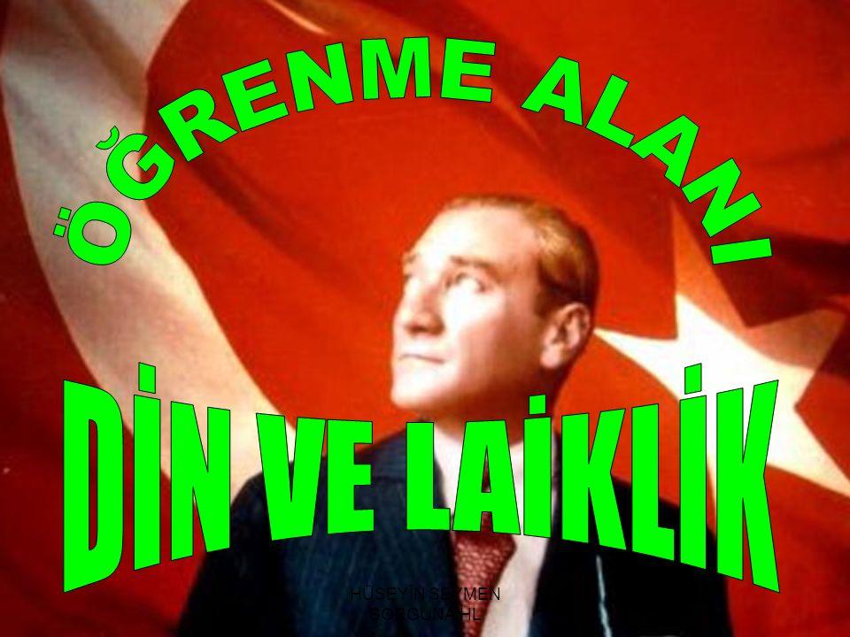 1.ATATÜRK'ÜN DİNİN ANLAŞILMASINA VERDİĞİ ÖNEM Atatürk, İslam'a içtenlikle bağlıdır ve dinin özgün haliyle korunup yaşanılmasını istemektedir.
