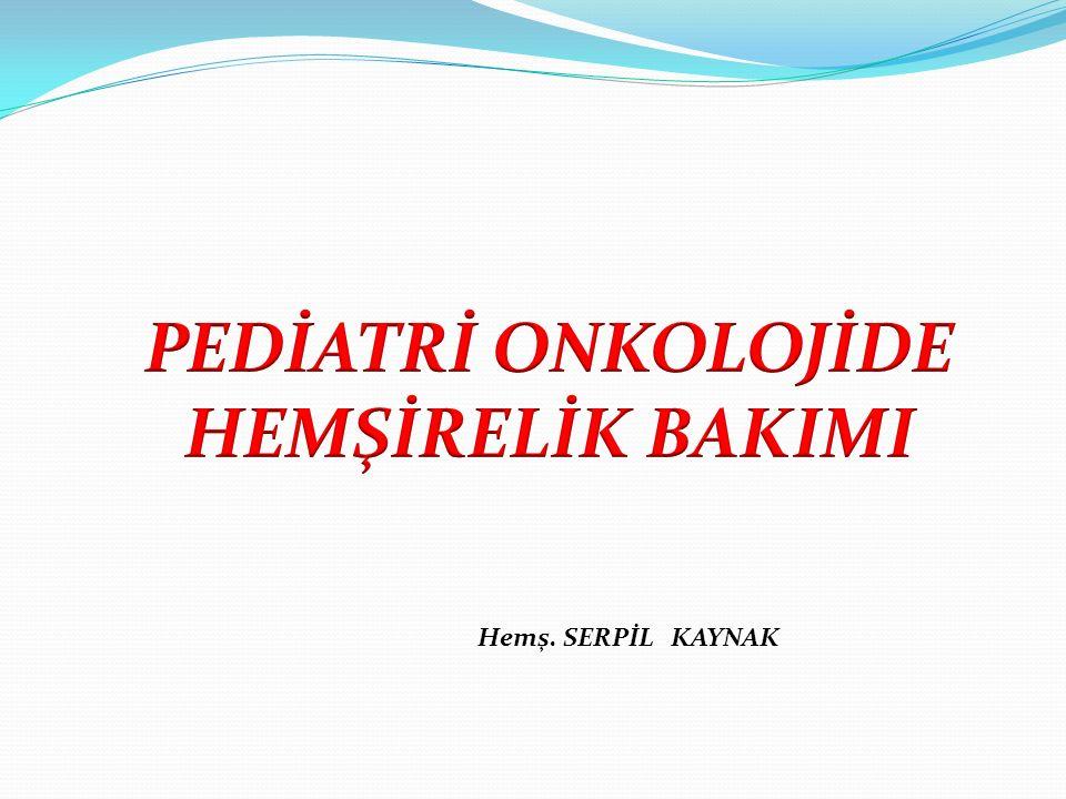 Hemş. SERPİL KAYNAK