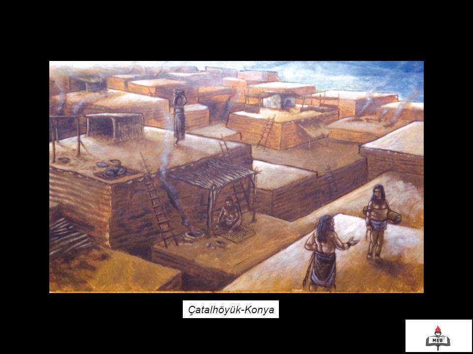19 Çatalhöyük-Konya