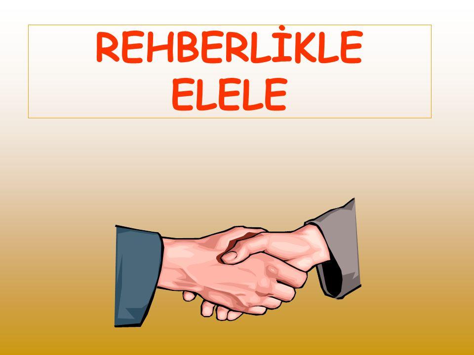 REHBERLİKLE ELELE