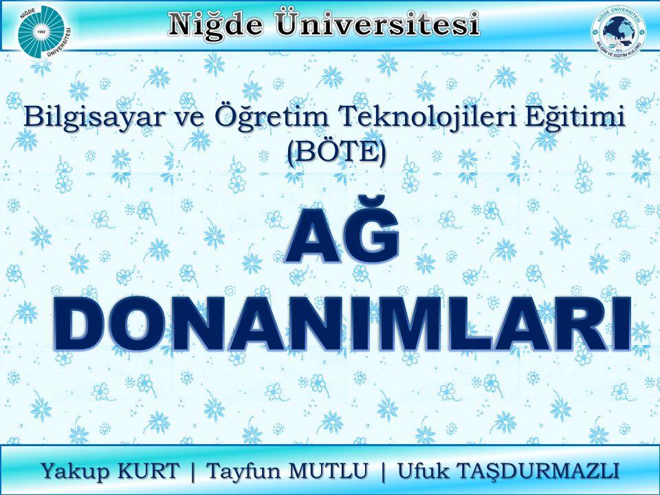  http://bidb.itu.edu.tr/seyirdefteri/blog/2013/09/0 7/temel-a%C4%9F-cihazlar%C4%B1  http://www.angelfire.com/az2/tamerozbay/networ k/networkcihazlari.htm  http://www.reitix.com/Makaleler/Network-(Ag)- Cihazlari-Nelerdir/ID=1459  http://agcihazlari.blogspot.com.tr/2009/03/agnet work-nedir-ag-cihazlar-nelerdir.html  https://tr.wikipedia.org/wiki/Bilgisayar_a%C4%9F %C4%B1  https://tr.wikipedia.org/wiki/Kategori:A%C4%9F_d onan%C4%B1mlar%C4%B1  http://www.bilgisayarnedir.net Kaynakça