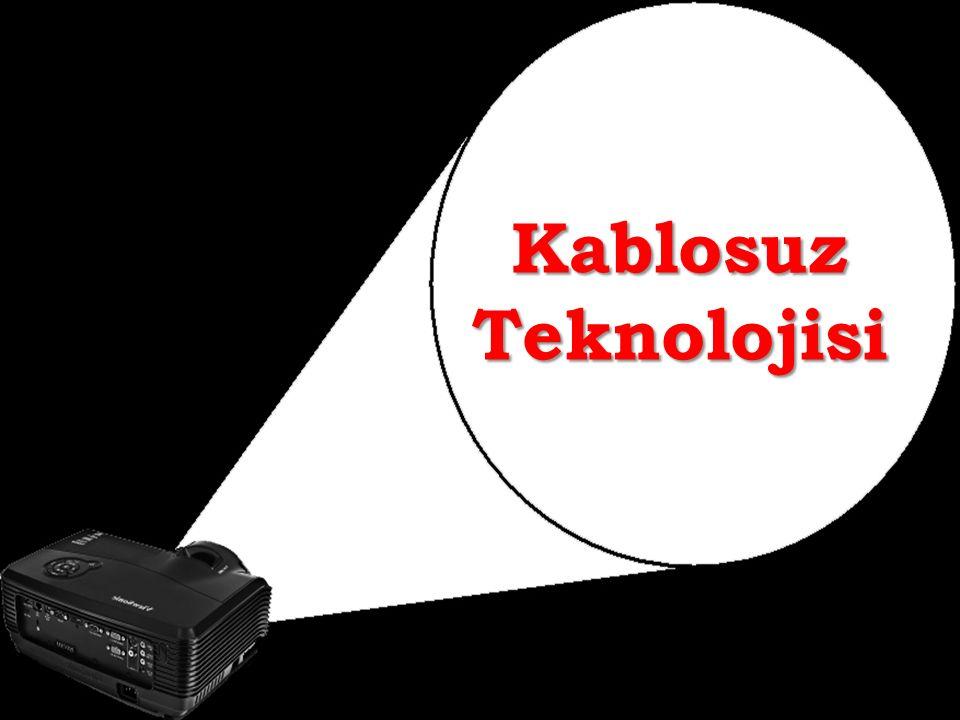 Kablosuz Teknolojisi