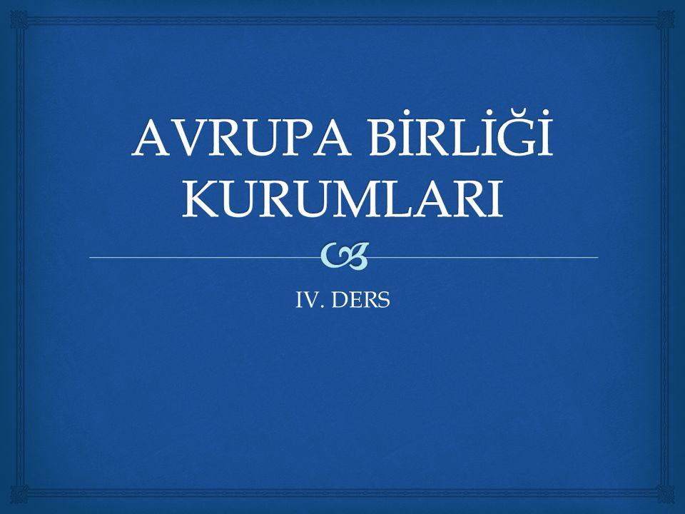 IV. DERS