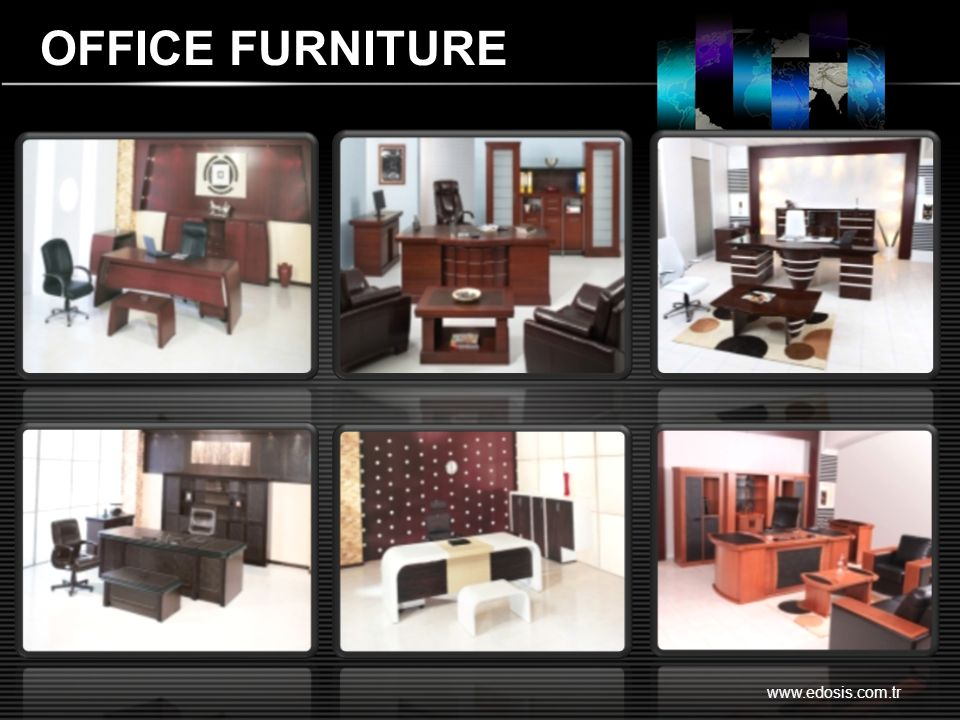 OFFICE FURNITURE www.edosis.com.tr