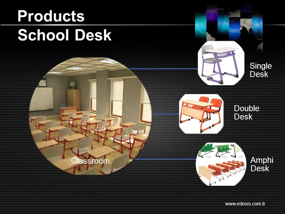 www.edosis.com.tr SCHOOL FURNITURE AND EQUIPMENTS