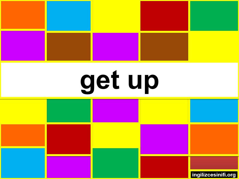ingilizcesinifi.org get up