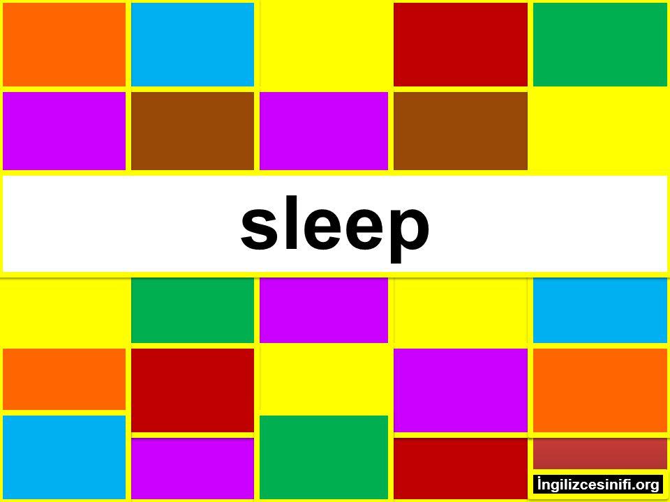 sleep İngilizcesinifi.org