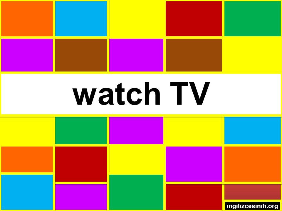 watch TV ingilizcesinifi.org