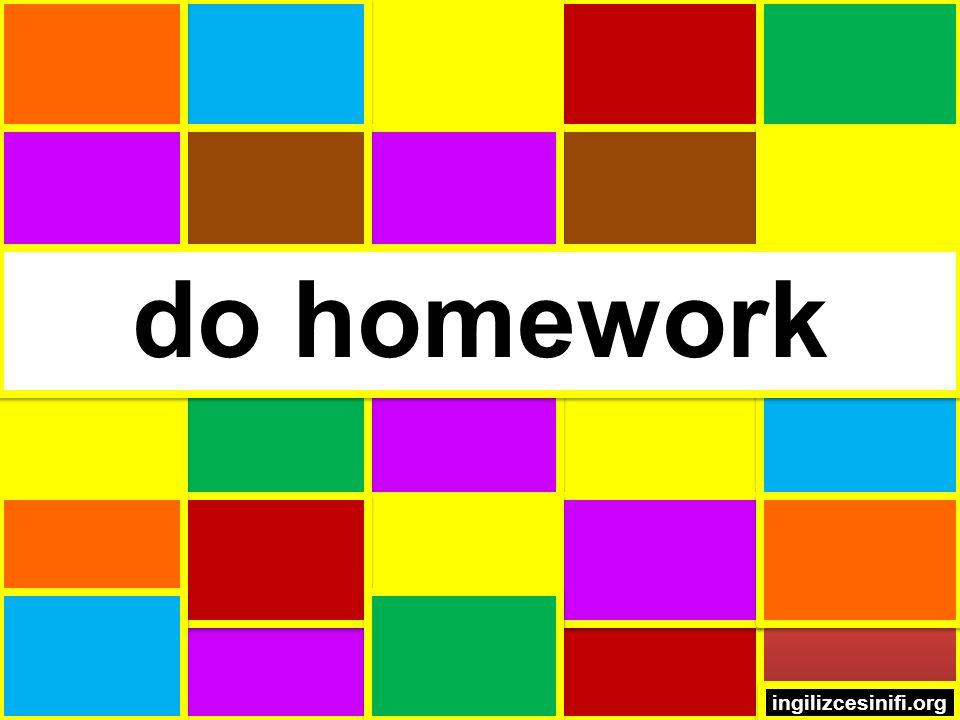 do homework ingilizcesinifi.org