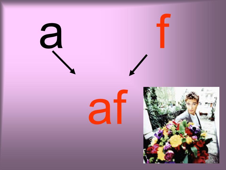 a f af