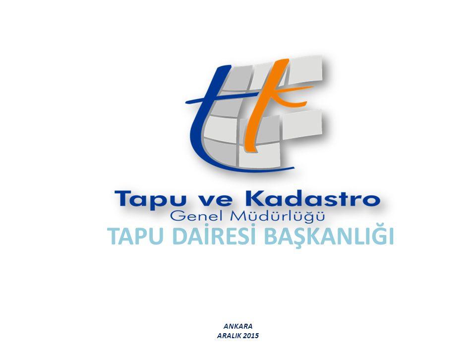 Tapu Sicilindeki Hataların Düzeltilmesi Genelge No:2014/3 (1755) Eray BULGURLU Tapu Dairesi Başkanlığı Tapu ve Kadastro Uzmanı