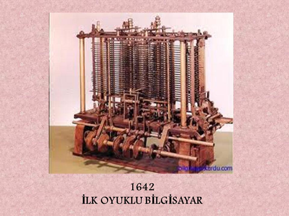 İlk bilgisayar ENİAC