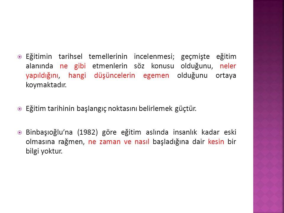  Gerek Selçuklu gerek Osmanlı İmparatorluğu'nda eğitim; devlet işlerinden ayrı, vakıflara bağlı bir hizmet olarak yürütülmüştür.