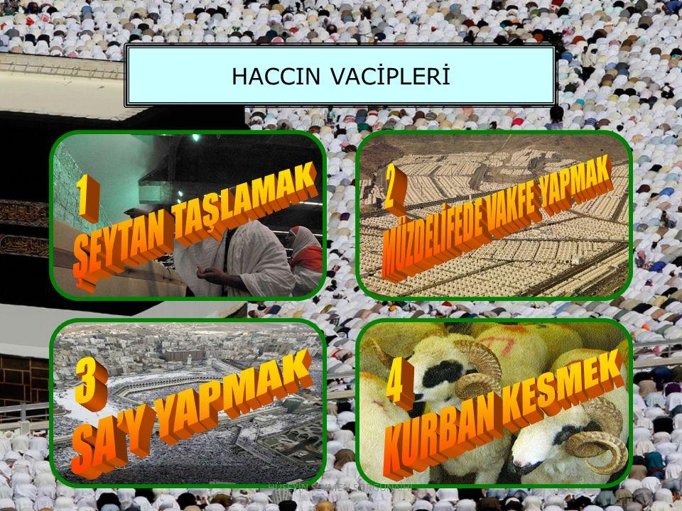 HACCIN VACİPLERİ HÜSEYİN SEYMEN SORGUNAİHL
