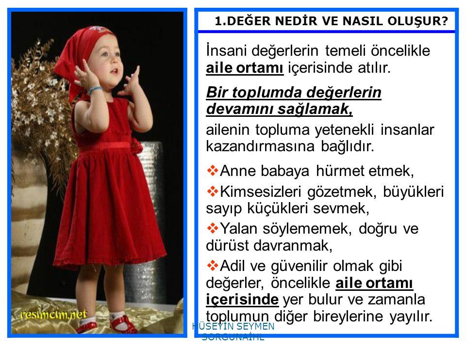 ATATÜRK DİYOR Kİ; Türk milletinin karakteri yüksektir.