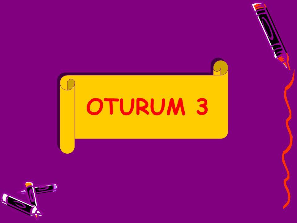 OTURUM 3