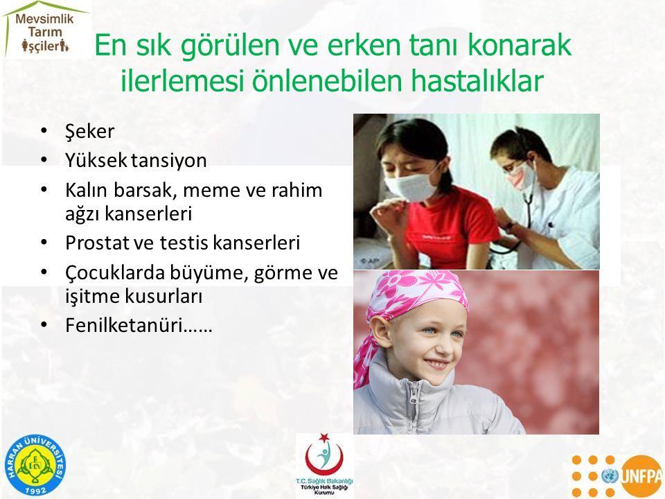 Kanserde Erken Tanı Birimi Ülkemizde kanser erken tanı merkezleri KETEM(Kanser Erken Teşhis,Tarama ve Eğitim Merkezi)'ler tarafından yürütülmektedir KETEM nerede.