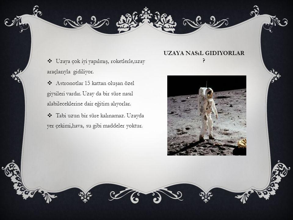 NASA NEDIR .
