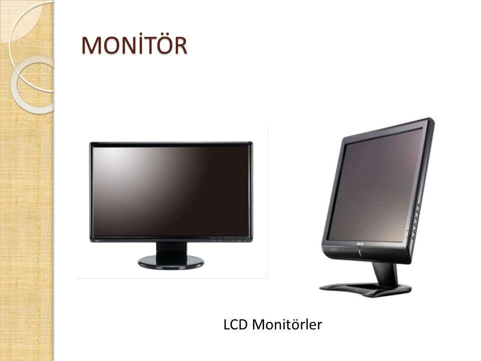 MONİTÖR LCD Monitörler