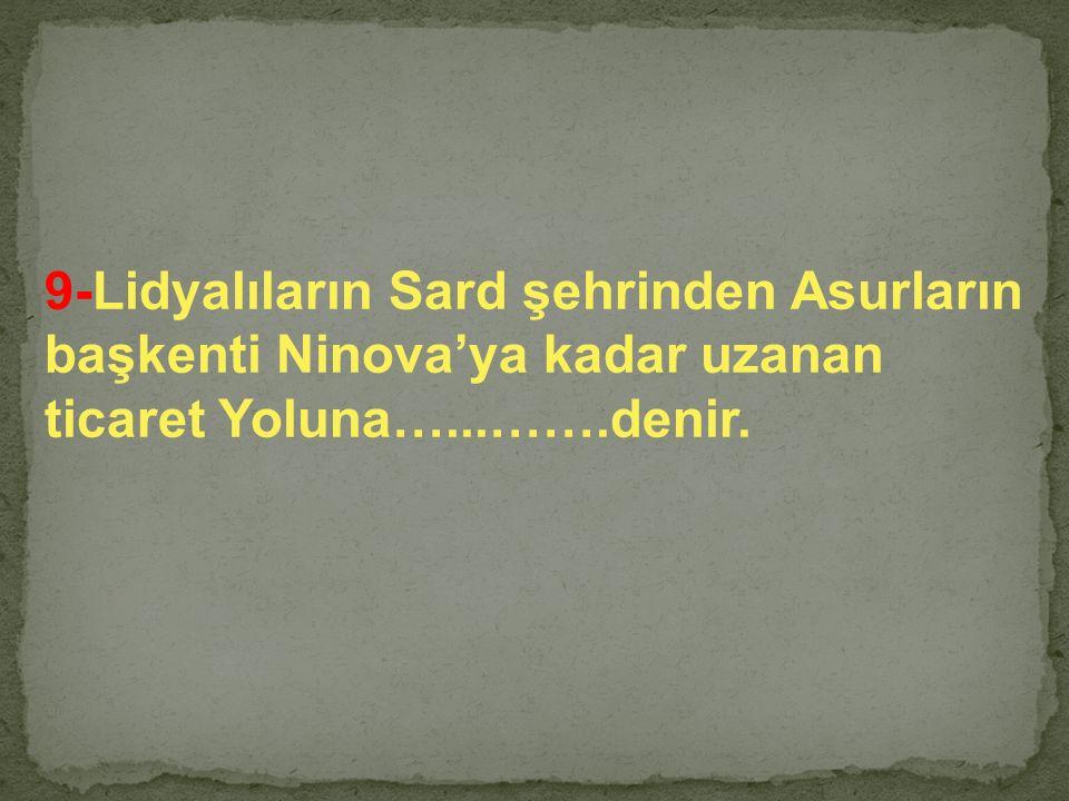 CEVAP ANNALLAR