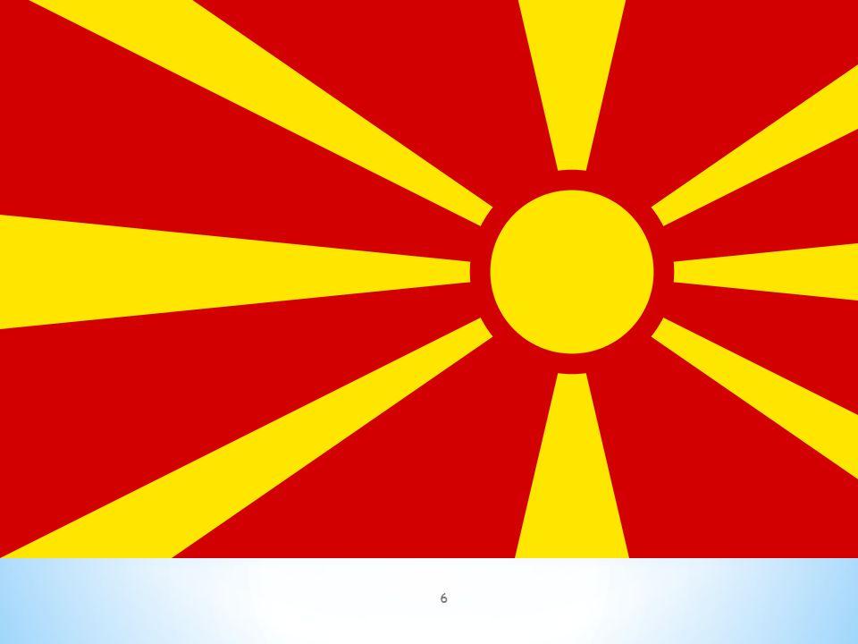 7 * Makedonya, stratejik açıdan son derece önemli bir bölge olarak, değişik zamanlarda çeşitli halkların konağı ve kolonisi olmuştur.