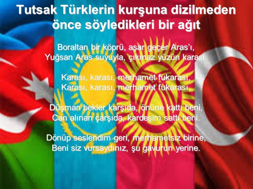 Boraltan Köprüsü Katliamı Azerbaycanlı kandaşlarımız bu yanıt karşısında Lütfen bizi o azılı düşmanlara teslim etmeyin, bizi siz öldürün.