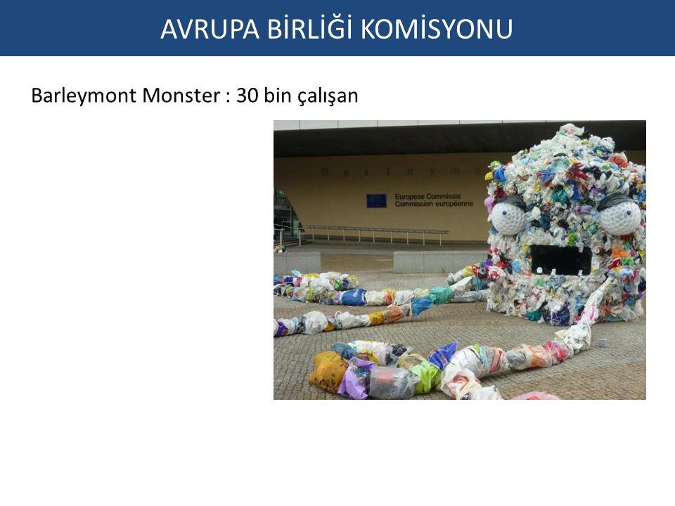 Barleymont Monster : 30 bin çalışan
