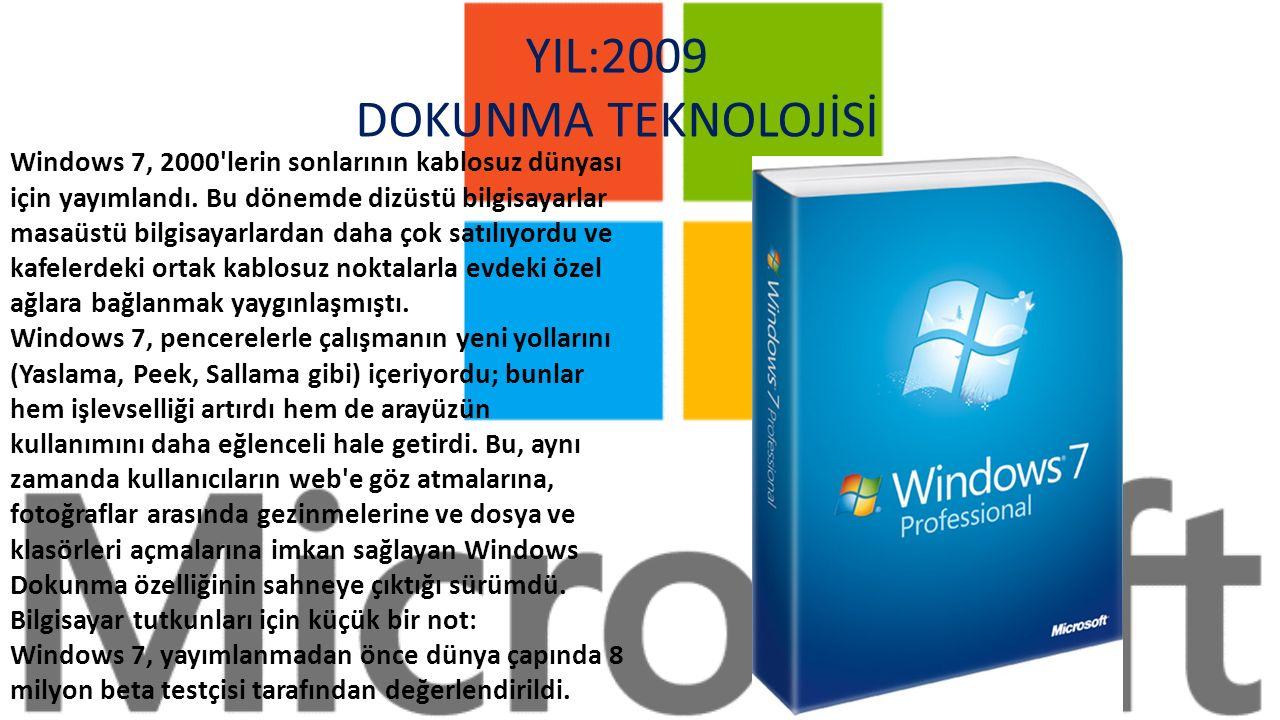 Windows Vista, 2006 yılında, o güne kadarki en güçlü güvenlik sistemiyle piyasaya sürüldü.
