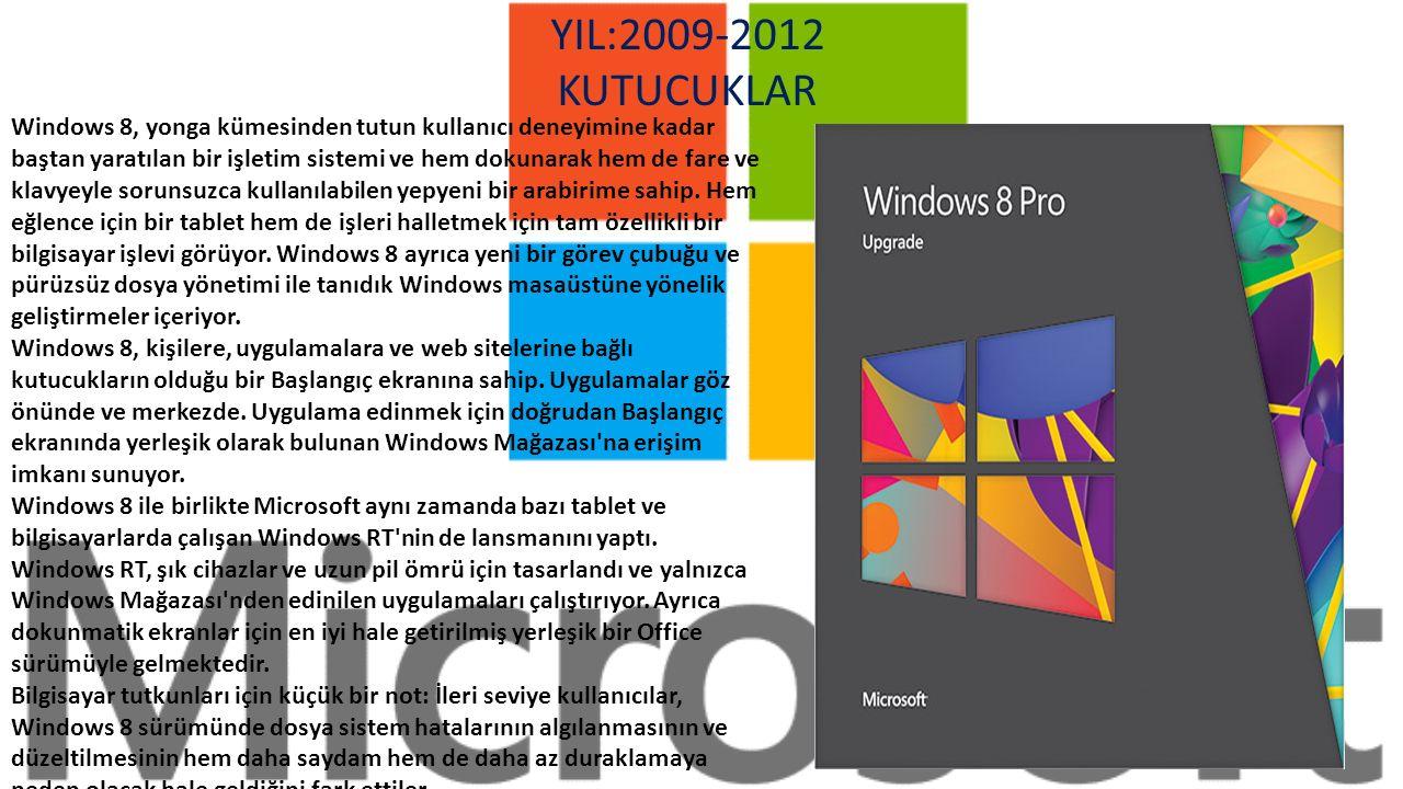 Windows 7, 2000 lerin sonlarının kablosuz dünyası için yayımlandı.