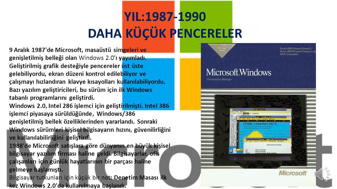 Microsoft, yeni bir işletim sisteminin ilk sürümü üzerinde çalışmaya başladı.