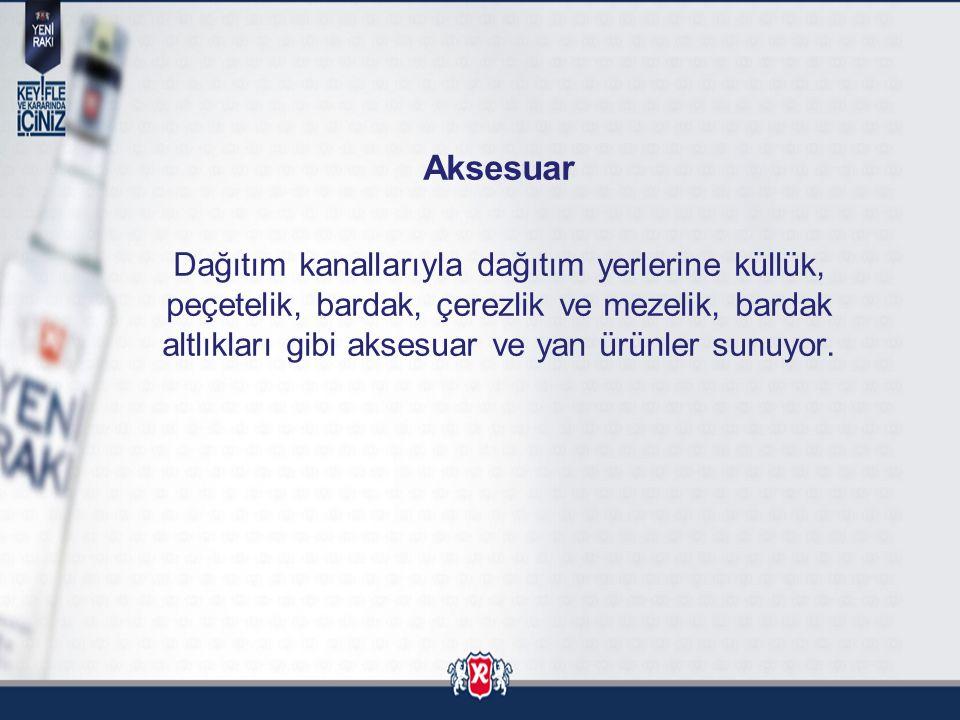 Rakı Pıyasası Analizi Co ğ rafi : Türkiye deki rakı tüketiminin yüzde 40 ını Marmara Bölgesi nde, yüzde 35 inin Ege ve Akdeniz Bölgesi nde yüzde 12 sinin de İ ç Anadolu Bölgesi nde gerçekle ş tiriliyor.