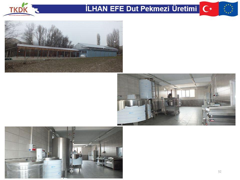 İLHAN EFE Dut Pekmezi Üretimi 52