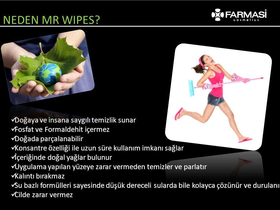 NEDEN MR WIPES.