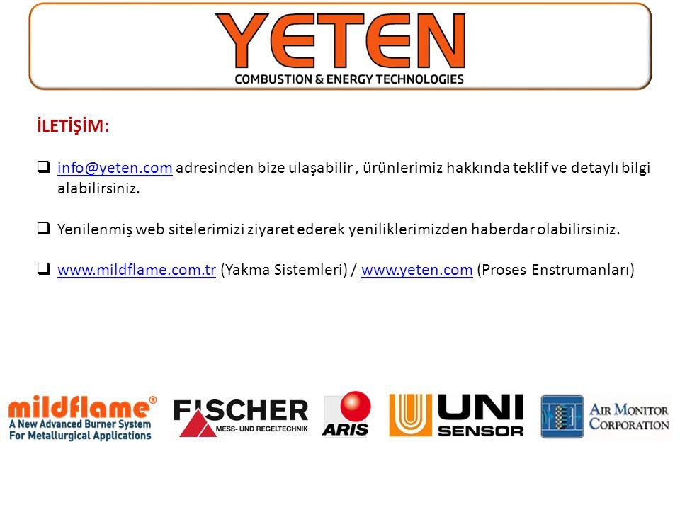 İLETİŞİM:  info@yeten.com adresinden bize ulaşabilir, ürünlerimiz hakkında teklif ve detaylı bilgi alabilirsiniz. info@yeten.com  Yenilenmiş web sit