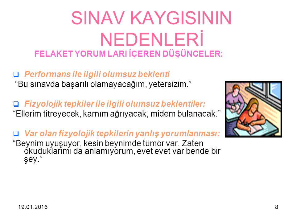 19.01.201629 ANNE-BABALARA ÖNERİLER...